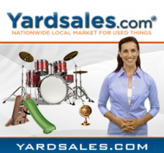 Yardsales.com affiliate product